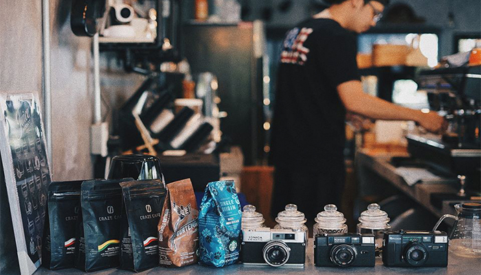 ร้านกาแฟสุดคูลในจังหวัดสงขลา