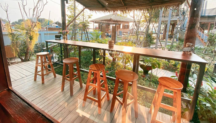 Go Tong Bike Station Coffee and Craft beer (โกต๋องคอฟฟี่)
