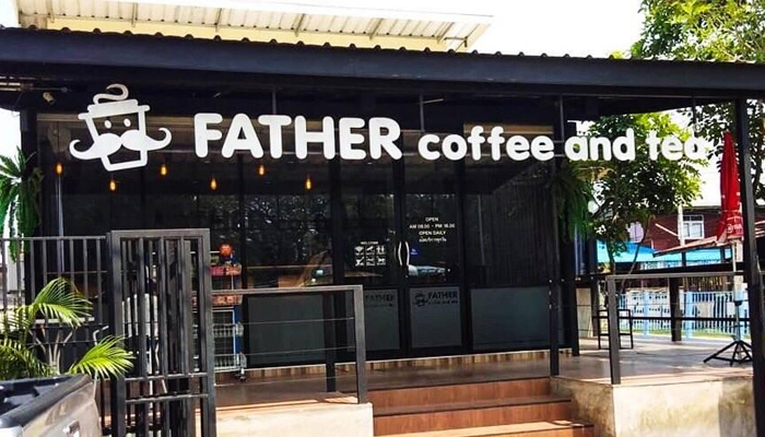 FATHER Coffee & Tea
