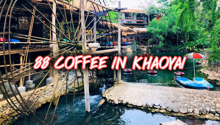 88 Coffee in Khaoyai
