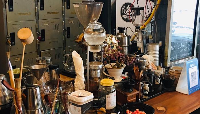 A Craft Cafe