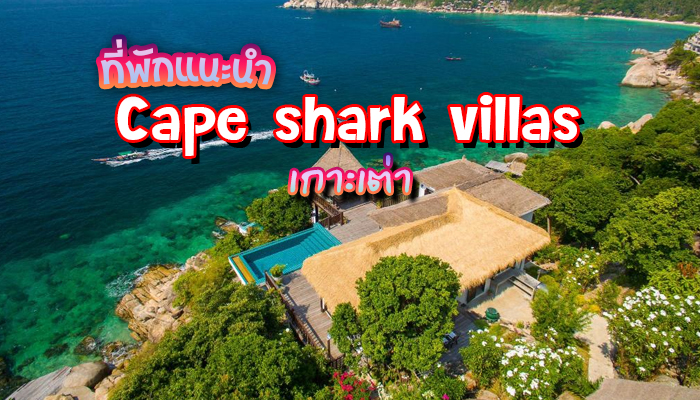 Cape shark villas