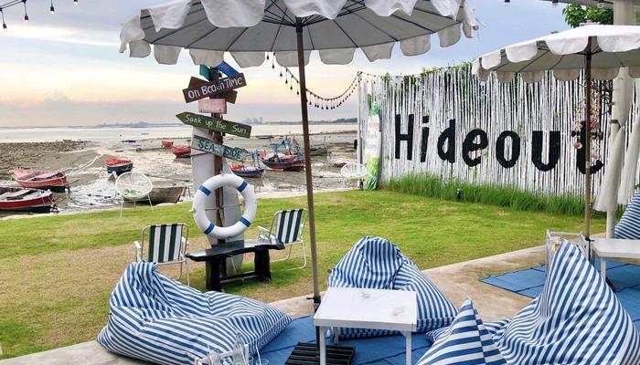 Hideout Beach Café & Bistro ศรีราชา