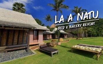 la a natu bed & bakery resort