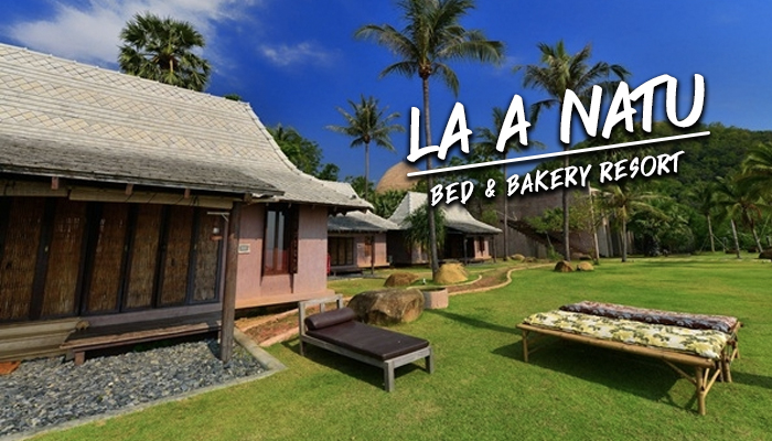 la a natu bed & bakery resort