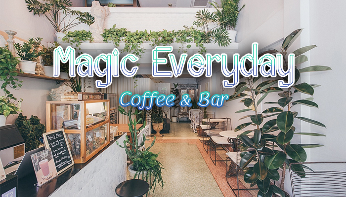 Magic Everyday Coffee & Bar