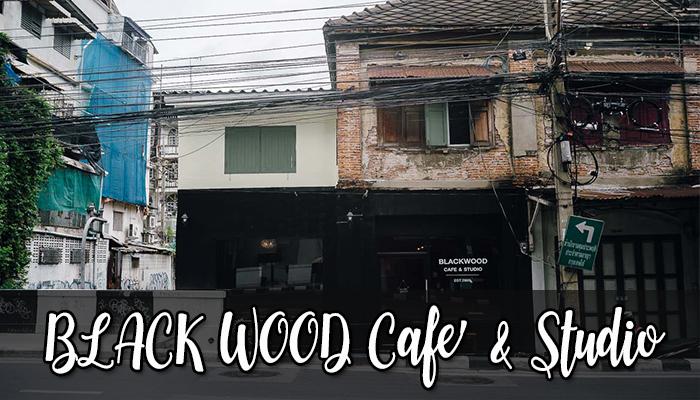 BLACK WOOD Cafe' & Studio