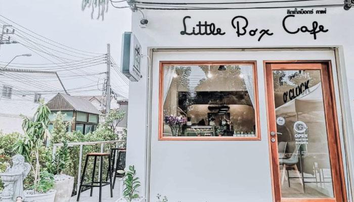 Little Box Café ร้านเล็ก ๆ ในกรุงเทพ