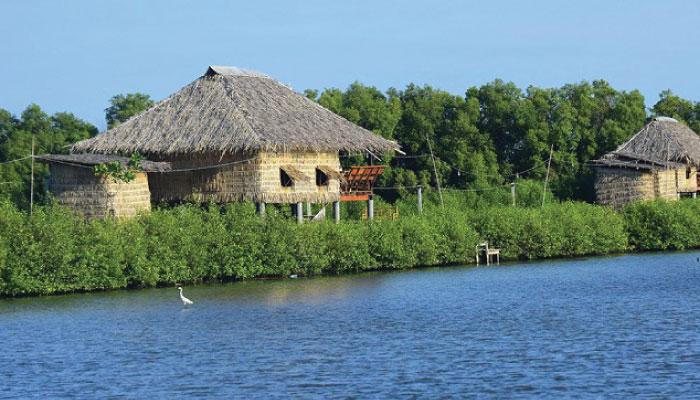 บ้าน ขุนสมุทรจีน ที่พัก สมุทรปราการ