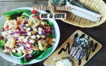 Cafe at Home ดีไซน์ร้าน แนววินเทจ